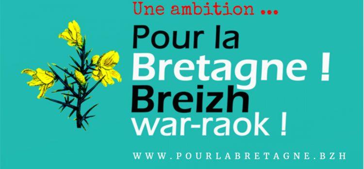Une ambition pour la Bretagne.