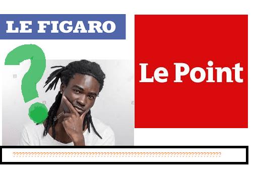 Le Figaro vs Le Point