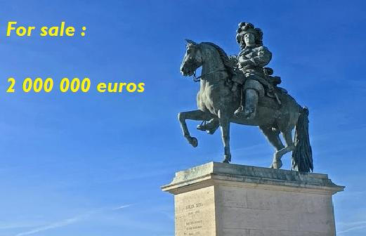LOUIS XIV N'EST PAS LE BIENVENU EN BRETAGNE